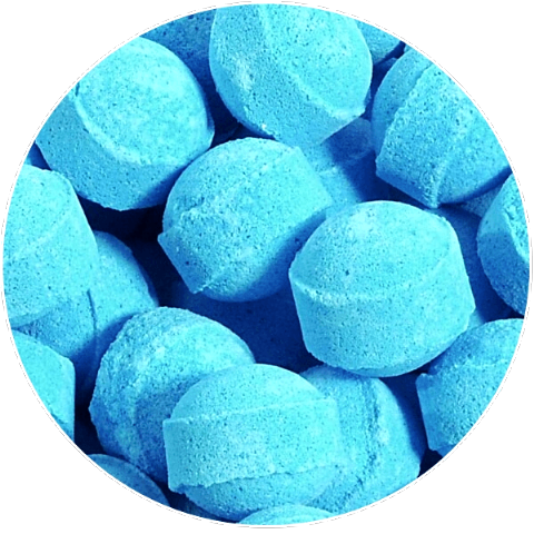 Bath Marbles AKA Chill Pills Mini Bath Bombs